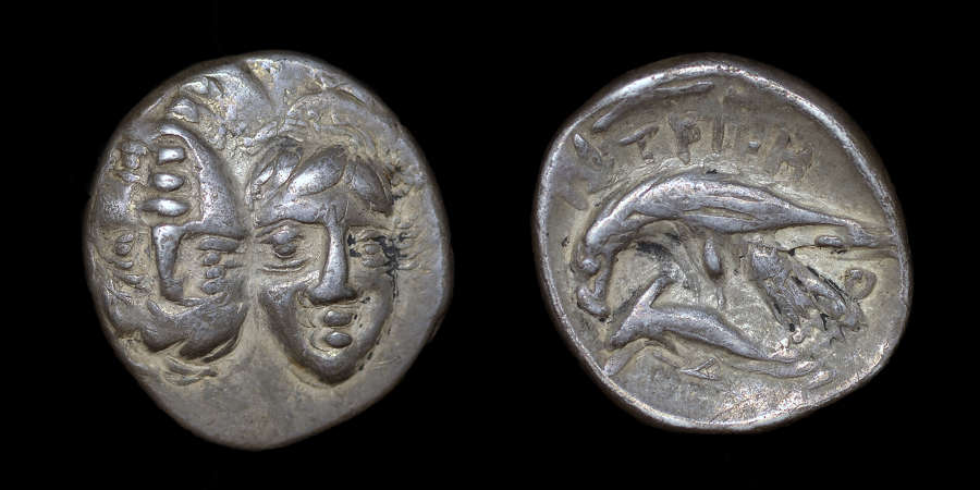 THRACE, ISTROS STATER