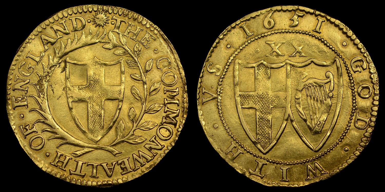 COMMONWEALTH 1651 GOLD UNITE